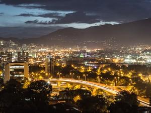 Medellín, Colômbia (Foto: Leonardo Spencer/Viajo Logo Existo)