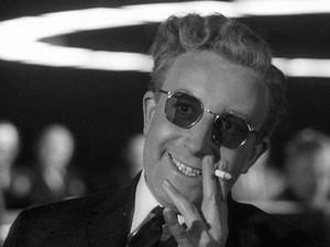 Filme 'Dr. Fantástico', de Stanley Kubrick