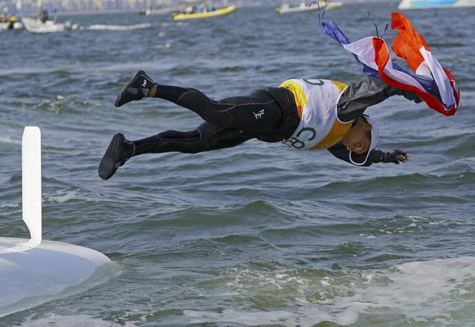 Sime Fantela Igor Marenic vela olimpíada rio 2016 (Foto: REUTERS/Brian Snyder)