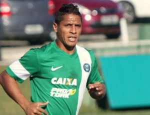 Uelliton Coritiba (Foto: Divulgação / Site oficial do Coritiba)