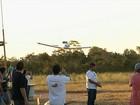 Piloto de avião que caiu em Goiás não podia fazer voo comercial, diz Anac