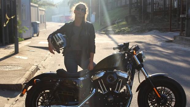 Sol Nascente: Maria Joana mostra preparação (Hellen Couto/Gshow)