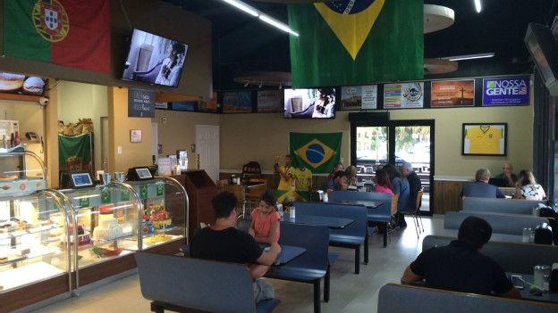 Prefeitura estima que 30 mil brasileiros vivam em Orlando atualmente (Foto: BBC Brasil)