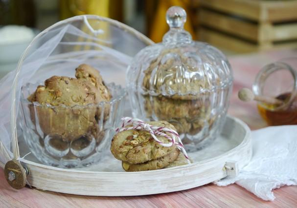 Cookie de gengibre e aveia (Foto: Divulgação)