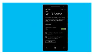 Wi-Fi Sense também vai estar disponível no Windows 9 (Foto: Reprodução/Microsoft)