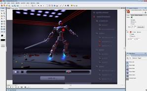 Adobe Director, criação de jogos em 3D
