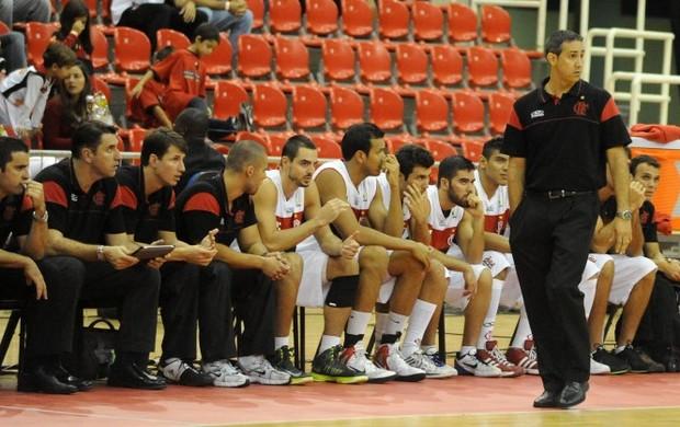 neto flamengo basquete nbb (Foto: Alexandre Vidal/Fla Imagem)