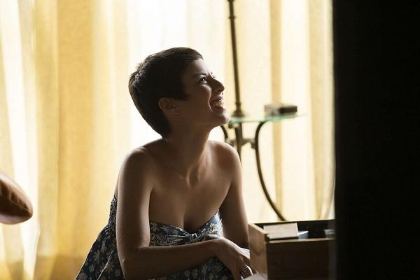 Andréa Horta ganhou o Kikito de melhor atriz em Gramado por sua performance como Elis Regina no filme (Foto: Reprodução)