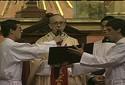 perfil de Bergoglio
