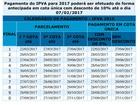 Prazo para pagar IPVA com desconto de 10% termina na terça-feira (7)