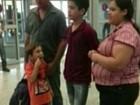 Menino de 12 anos detido nos EUA já está em casa, no ES