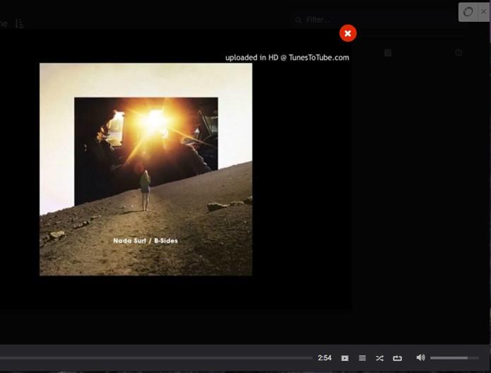 Visualização de vídeos (Foto: Reprodução/André Sugai)