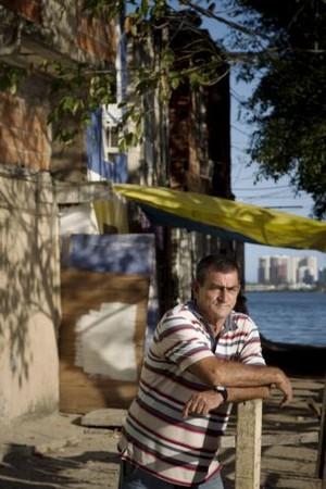 Foto (Foto: Altair Guimarães, na Vila Autódrom, em Jacarepaguá, na zona oeste do Rio / Foto Guito Moreto)