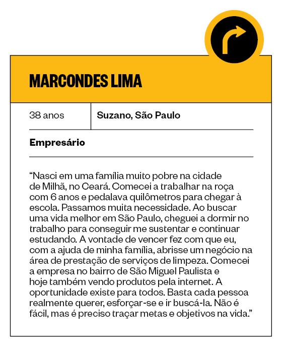 Marcondes Lima - Liberais (Foto: Arte Época)