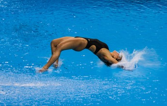 "Após ""batismo de fogo"" no Pan, Ingrid repetirá salto que errou pela última vez"