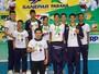 Delegação do AP conquista quatro medalhas em brasileiro de taekwondo
