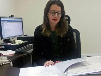 Procuradora do Trabalho explica que a lei protege empregador demitido por ato discruminatório (Foto: Divulgação/ MPT-PR)
