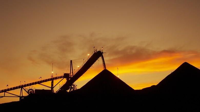 glencore-mina-mineracao-mine-australia -minerio (Foto: Divulgação)