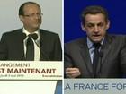 'Guinada' de Sarkozy e denúncias marcam final da campanha na França