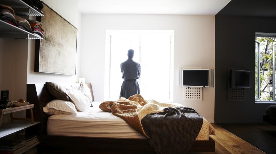 Manhã, sono, quarto, produtividade (Foto: ThinkStock)