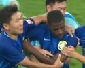 Ramires é suspenso por quatro jogos após tentar agredir árbitro na China