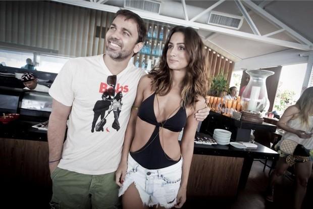 Marcelo Faria e Camila Lucciola (Foto: Charles Naseh/Divulgação)