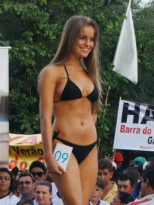 Thaís Saldanha Lersch (Foto: Gabriela Loeblein/G1)