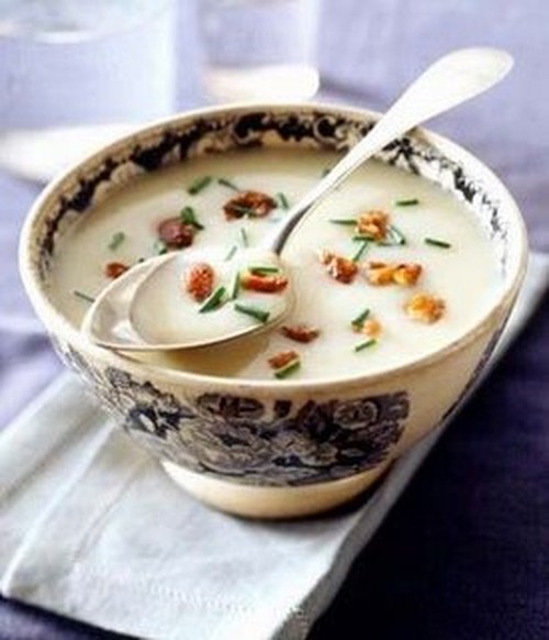 Sopa de Mandioca