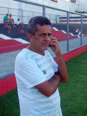 Ernando diz que fechou ciclo de contratações (Foto: Divulgação/Ascom-River Plate)