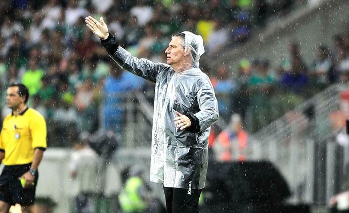 Márcio araujo Palmeiras X Bragantino (Foto: Marcos Ribolli)