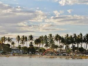 Praia Lagoa da Prata (Foto: Sabrina Silva/Asscom )