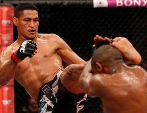 MMA Ildemar e Buscapé (Foto: Agência Getty Images)