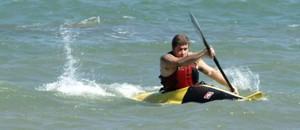 Conheça Fábio Giro, atleta que superou deficiência (Juliana Borges/G1 ES)