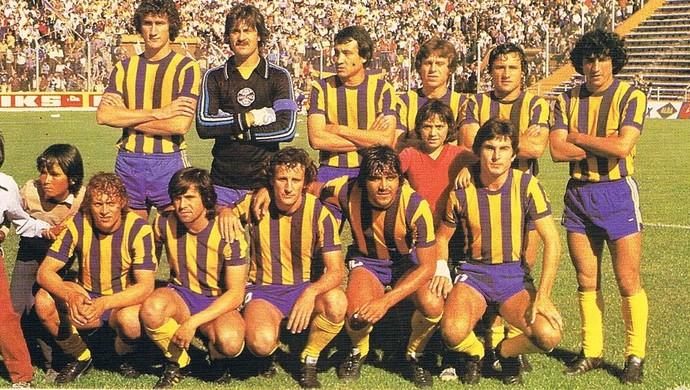 Ricardo Oso Ferrero ex-goleiro Rosario Central Grêmio Libertadores (Foto: Arquivo Pessoal )