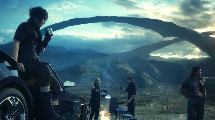 Melhores jogos de RPG de 2016: Final Fantasy XV (Foto: Divulgação/Square Enix)