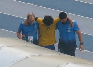 Valdívia seleção olímpica Brasil Inter Internacional (Foto: Felipe Schmidt/GloboEsporte.com)
