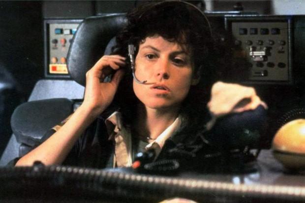Sigourney Weaver como Ellen Ripley (Foto: Divulgação)