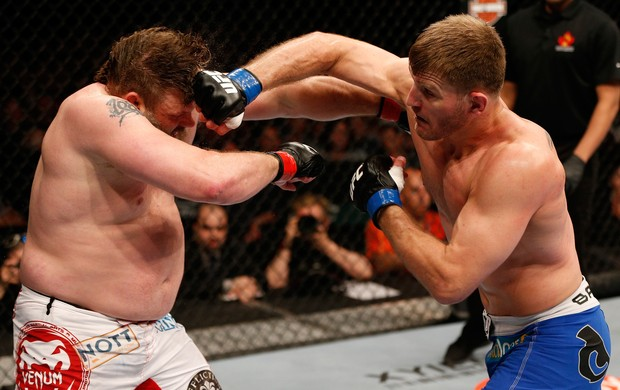 Stipe Miocic x Roy Nelson UFC 161 (Foto: Getty Images)