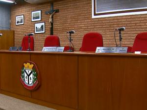Câmara fez consulta pública sobre diminuição de vereadores e salários em Matão (Foto: Paulo Chiari/EPTV)
