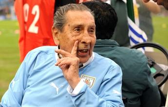 Carrasco em 1950, Ghiggia espera voltar ao Maracanã: 'Vai ser lindo'