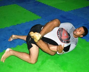 Edivandro Carmo é policial militar e atleta de jiu-jítsu no Acre (Foto: Duaine Rodrigues)