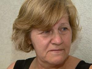 Irmã denunciou situação de idosas em Ribeirão Preto, SP (Foto: Reprodução/EPTV)