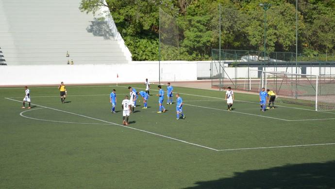 Osasco x Ecus Campeonato Paulista sub-20 Segunda Divisão (Foto: Cairo Barros)