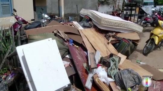 Itaocara, RJ, decreta emergência após forte chuva e alagamento