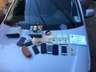 PM do DF prende 3 suspeitos de roubo de carro em Samambaia