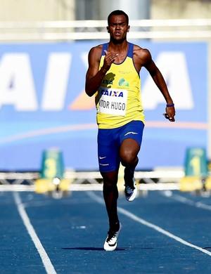 Vitor Hugo dos Santo GP Brasil de atletismo (Foto: Wagner Carmo/CBAT)