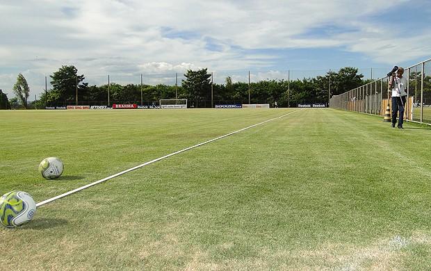 gramado toca da raposa cruzeiro (Foto: Fernando Martins/Globoesporte.com)