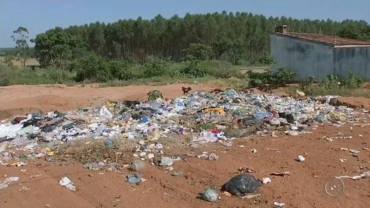 Cetesb interdita aterro sanitário de Santa Maria da Serra