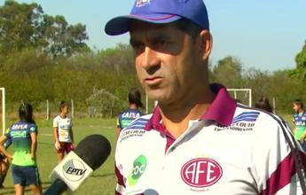João Batista deixa time feminino da AFE e fecha com Rio Branco para A3
