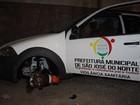 Polícia investiga incêndio e furto de rodas de carros de prefeituras no RS